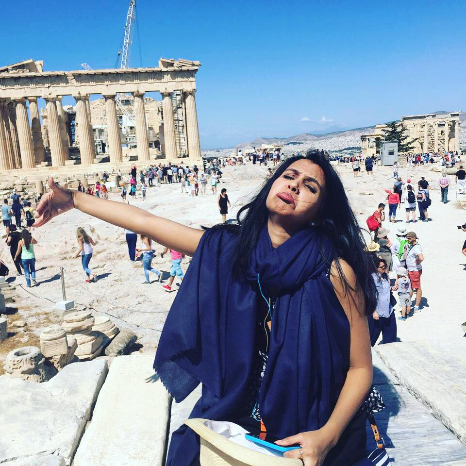 Huma Mobin, luna di miele senza marito