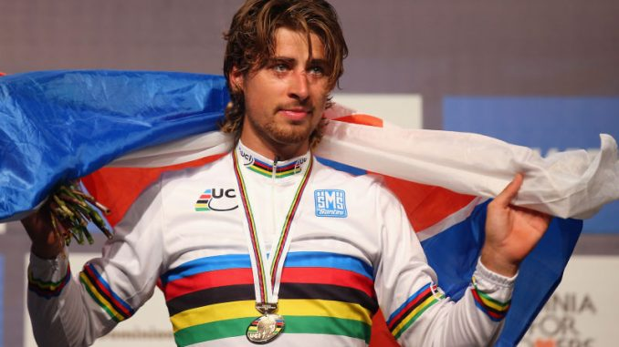 Peter Sagan tour 2016
