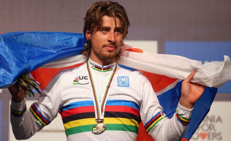 Peter Sagan tour 2016
