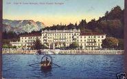 Una foto storica del lago di Bellagio