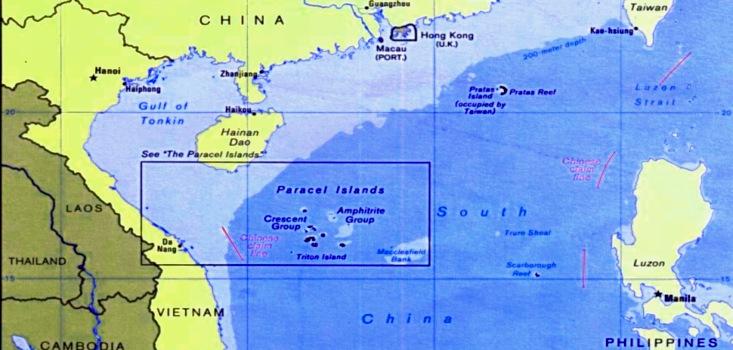 mar cinese del sud