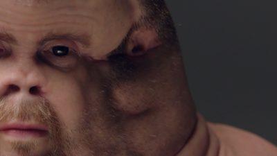 Particolare viso