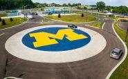 L'università del Michigan ci tiene a farvi sapere a chi appartiene la città.