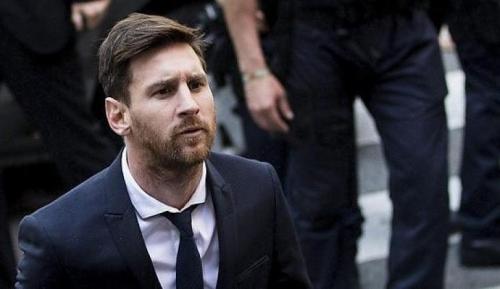 Messi condannato per frode fiscale