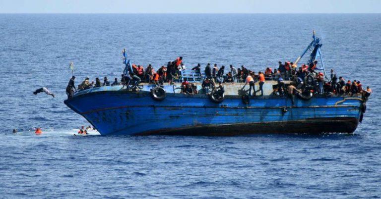 migranti canale di sicilia