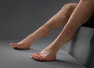 Le gambe di Graham