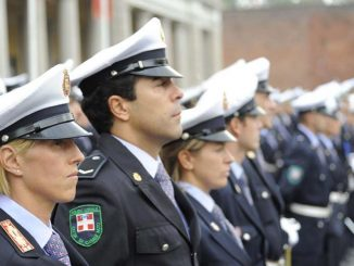 polizia municipale novara