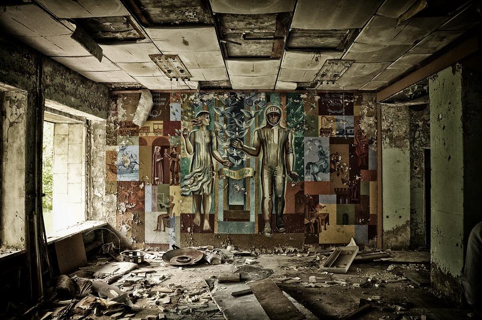 Pripyat non era una brutta città. Per gli standard sovietici dell'epoca, era una delle più belle.