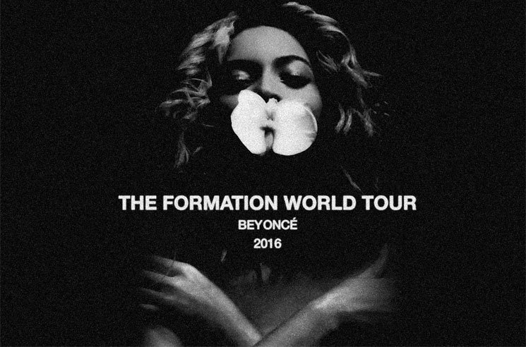 the formational world tour