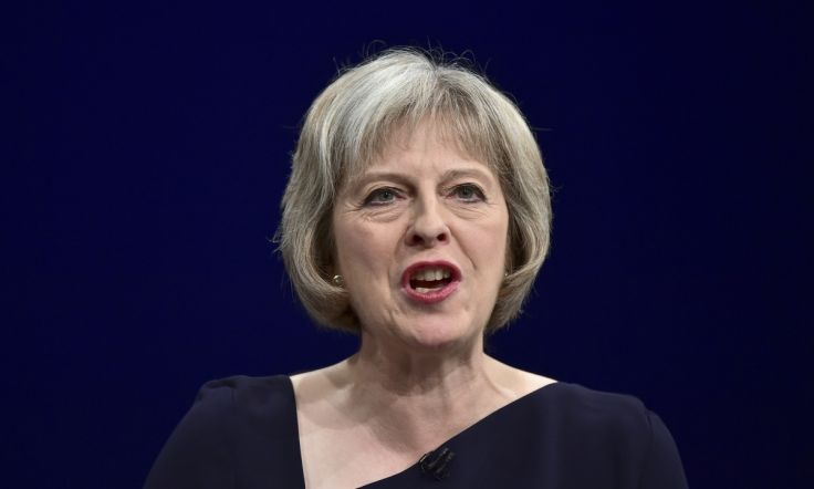 theresa may dopo brexit