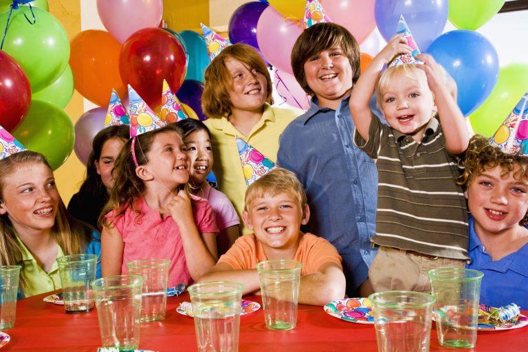 Come organizzare velocemente un party di fine estate per bambini