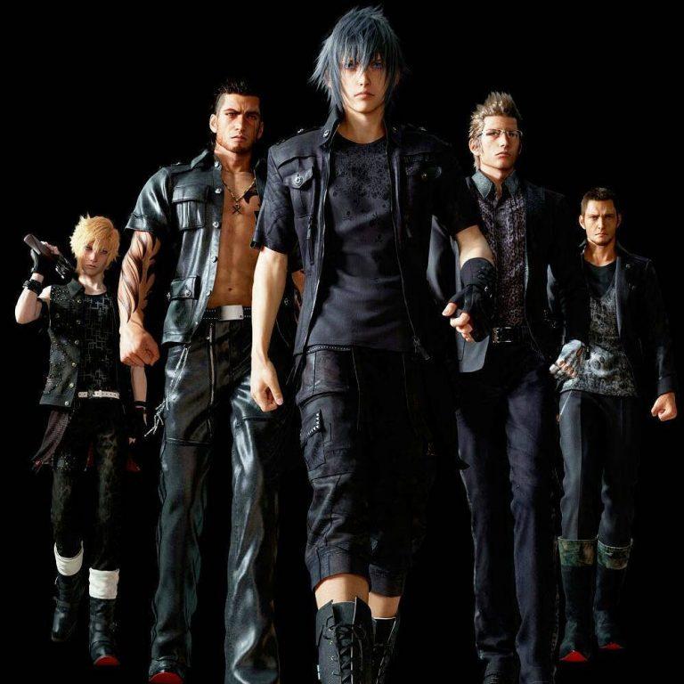 Final Fantasy XV e i DLC
