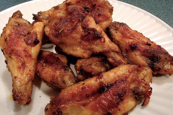 Ali di pollo i contorni top made in USA