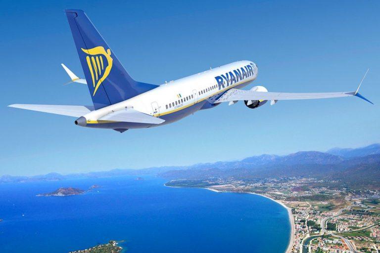 Assunzioni in Ryanair e nuove rotte per il 2017