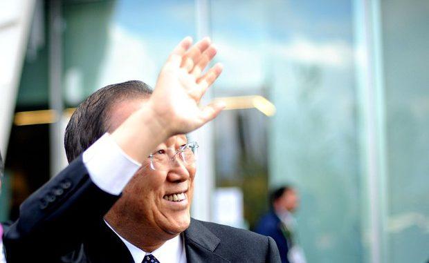 Ban Ki- Moon e il desiderio di una donna come prossimo segretario generale