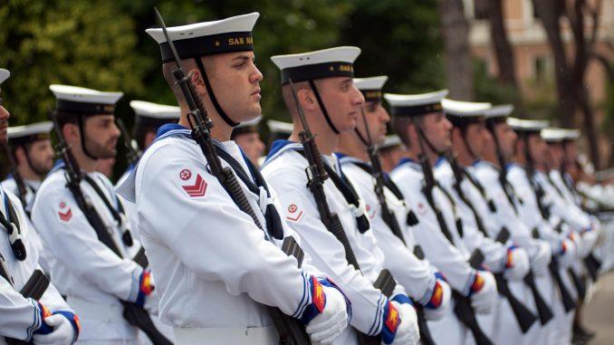 Bando alla Marina Militare per 1980 volontari