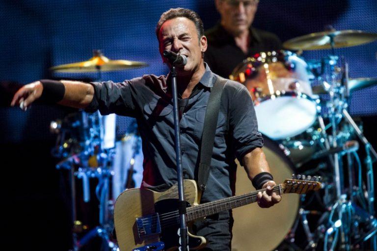 Bruce Springsteen e la canzone per i terremotati