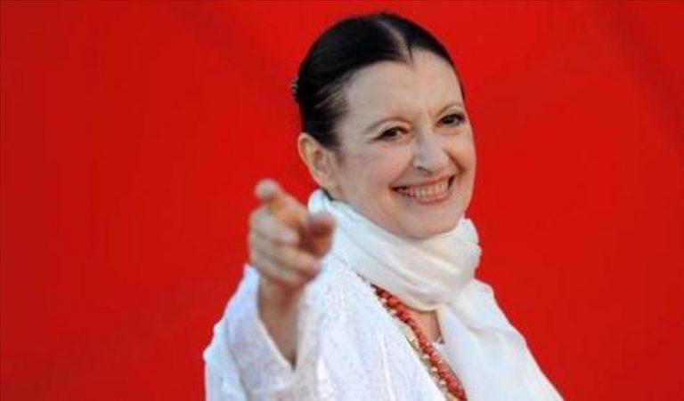 Carla Fracci danza ancora, nonostante i suoi 80 anni