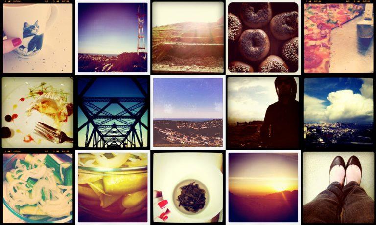 Risultati immagini per instagram foto collage