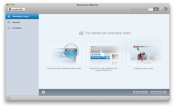 Come scaricare atube catcher per mac