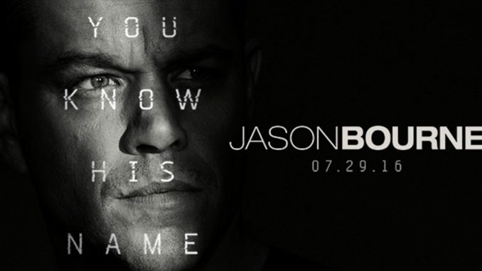 Data uscita, streaming e trama Jason Bourne