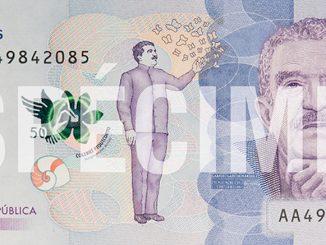La Colombia onora Gabriel Garcia Marquez con una banconota con la sua effigie