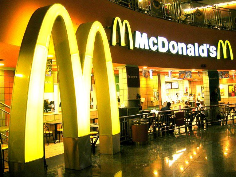 Mc Donald's: 12 posti disponibili subito ad Ascoli