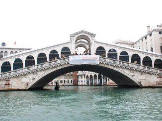 Molti italiani non conoscono la geografia italiana e non sanno dove si trova il Ponte di Rialto