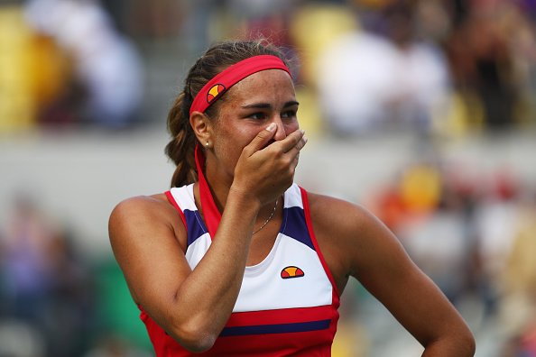 Monica Puig porta il PortoRico sul tetto del mondo alle Olimpiadi di Rio 2016