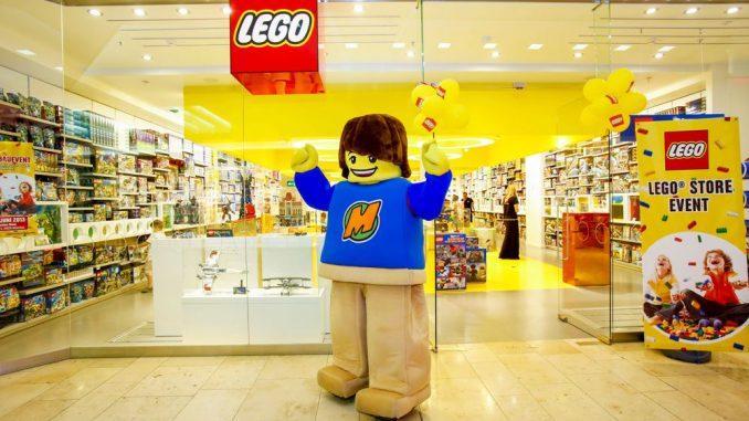 Nuovo Legostore a Torino: le assunzioni