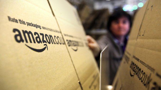 Offerte di lavoro in Amazon Rieti: come candidarsi