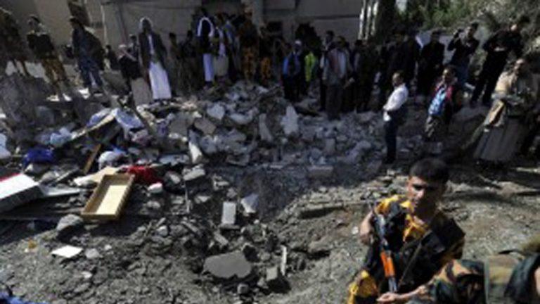 Ospedale bombardato nello Yemen, 11 morti