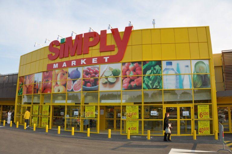 Simply Market assume a Milano