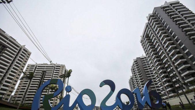 Spettatori feriti in seguito alla caduta di una camera sospesa nel Parco Olimpico di Rio