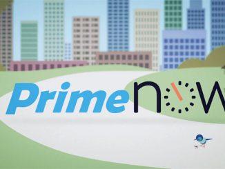Reso Amazon Prime Now