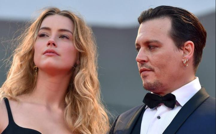 Tra Johnny Depp e Amber Heard è guerra totale