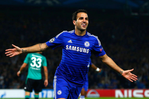 Fabregas: dal Chelsea all'Inter