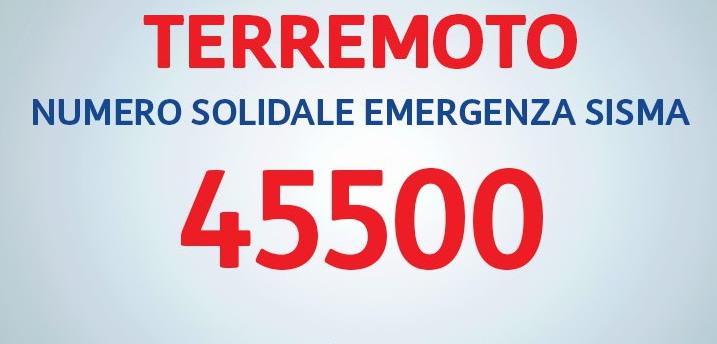 fondi terremoto centro italia