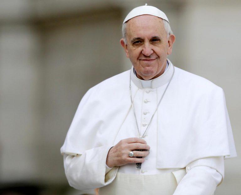 papa francesco assisi