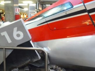 incidente frecciarossa napoli