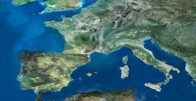 italia satellite
