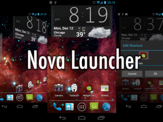 Come funziona Nova Launcher