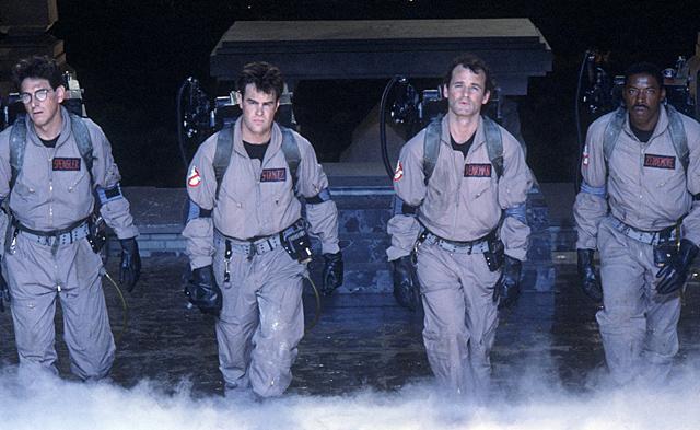 Ghostbusters: gli spazzini di ectoplasmi