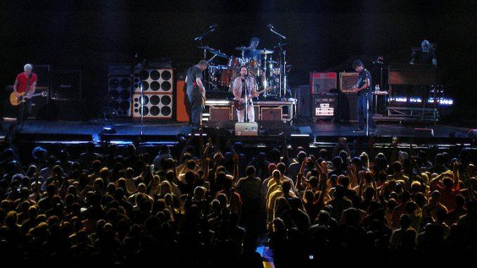 pearl jam concerto