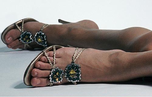 Cura di bellezza per i nostri piedi
