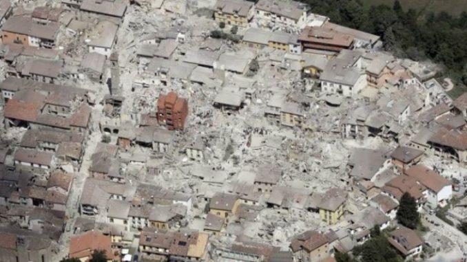 sisma lazio e umbria
