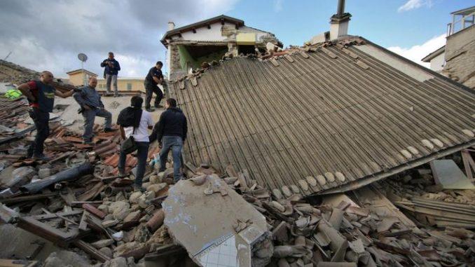 terremoto arquata
