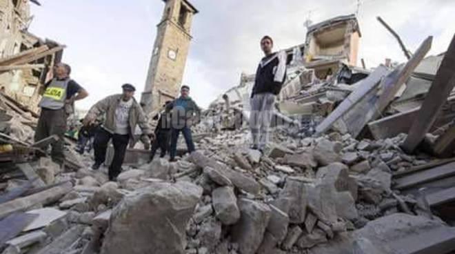 terremoto centro italia fun amatrice