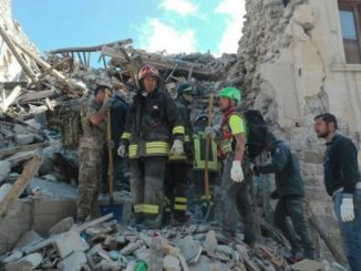 terremoto centro italia misure