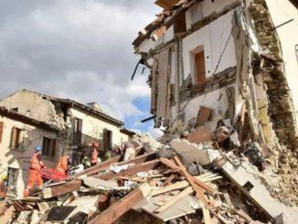 terremoto lazio e umbria